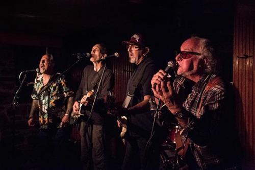 The Nighthawks with Special Guest Bob Margolin Oct. 25th 2015